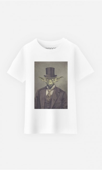 T-Shirt Enfant Sir Yoda
