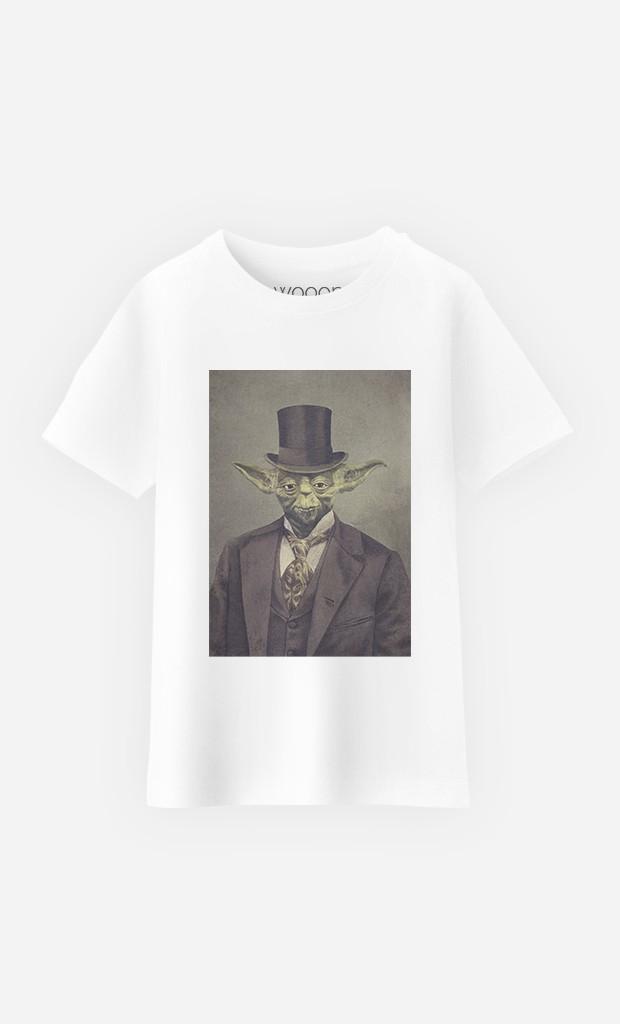 T-Shirt Enfant Sir Yoda