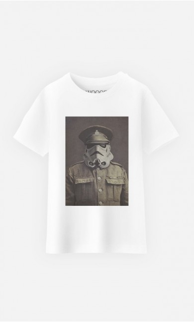 T-Shirt Enfant SGT Trooper