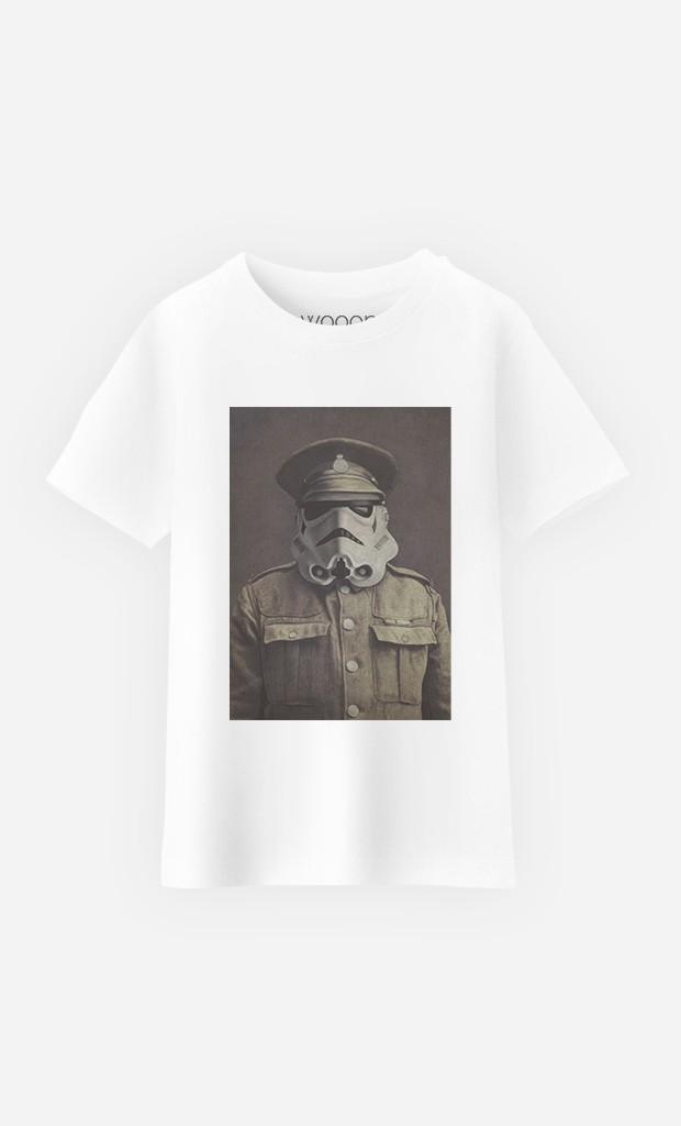T-Shirt Enfant SGT Trooper