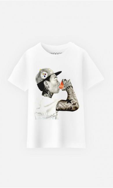 T-Shirt Wiz Khalifa