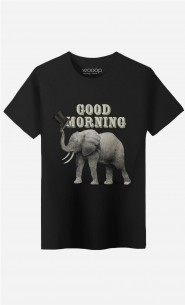 T-Shirt Homme Good Morning