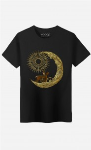 T-Shirt Homme Moon Travel