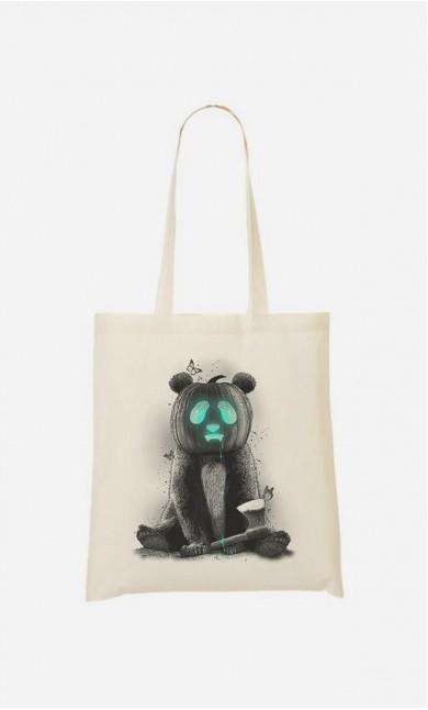 Tote Bag Pandaloween