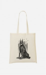 Tote Bag Doberman
