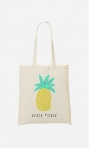 Tote Bag Beach Please