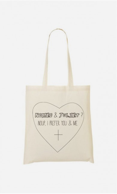 Tote Bag You & Me