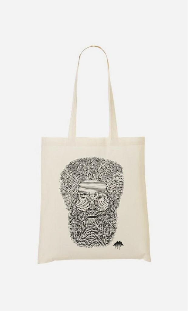 Tote Bag Afroman