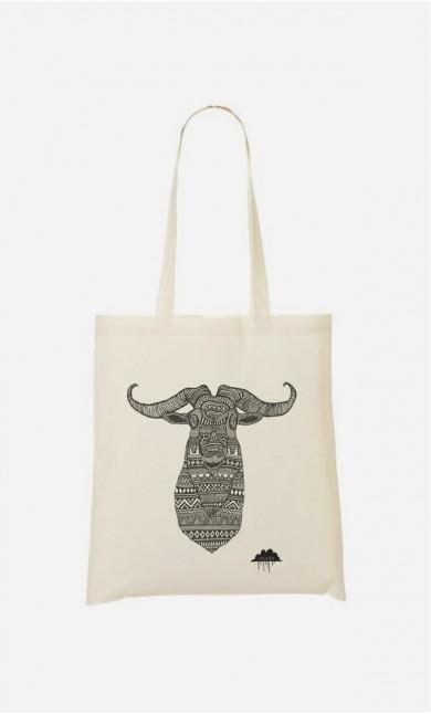 Tote Bag Aztec Goat