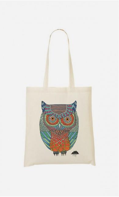 Tote Bag Ollie Owl