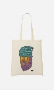 Tote Bag Snake Turban