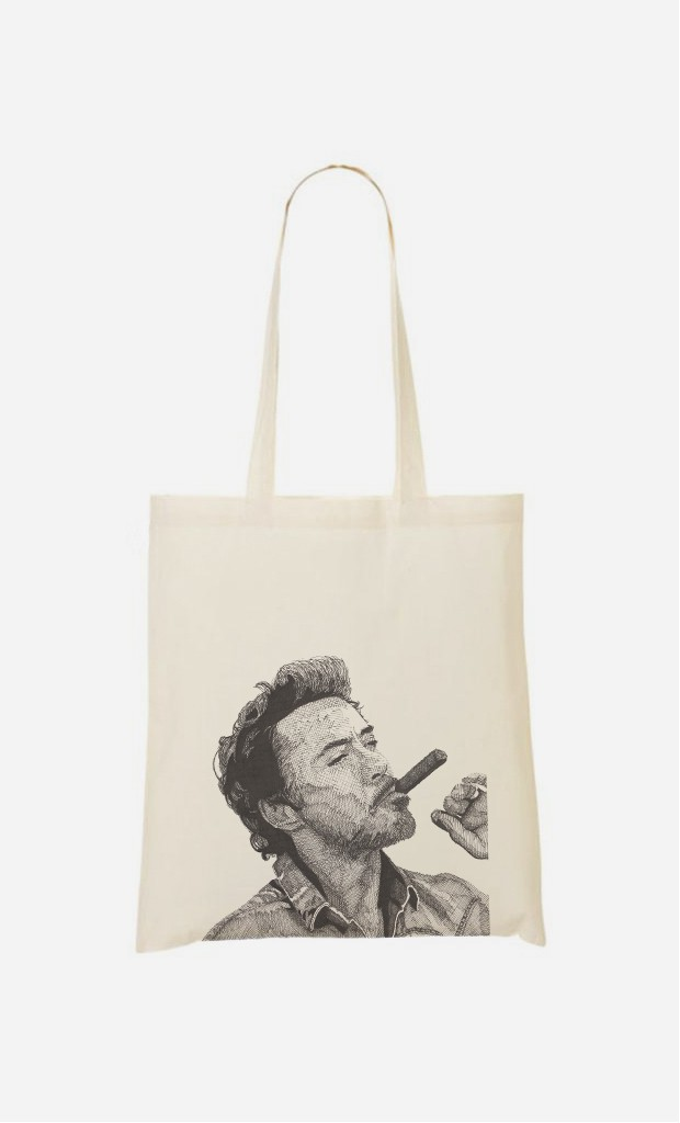 Tote Bag Robert Downey Jr