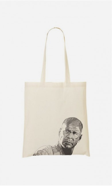Tote Bag Bruce Willis
