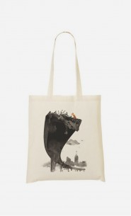 Tote Bag Last of Us