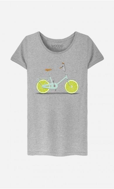 T-Shirt Femme Acid