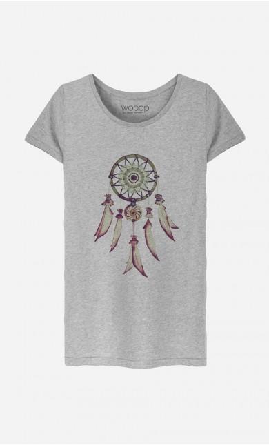 T-Shirt Femme Dreamcatcher