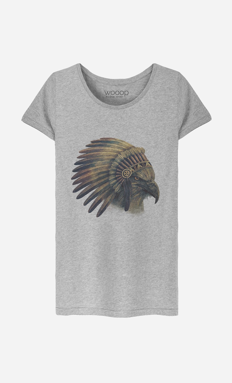 T-Shirt Femme Eagle Chief