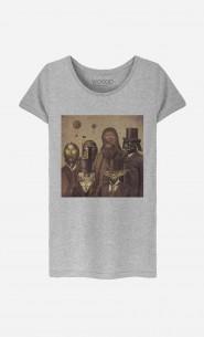T-Shirt Femme Victorian Wars