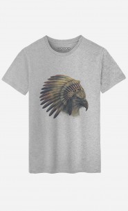 T-Shirt Homme Eagle Chief