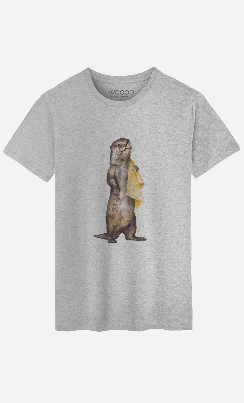 T-Shirt Homme Otter