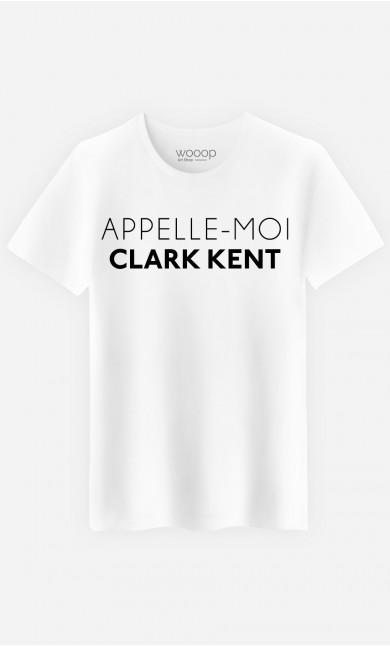 T-Shirt Appelle-Moi Clark Kent