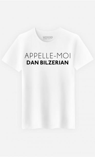 T-Shirt Homme Appelle-Moi Dan Bilzerian