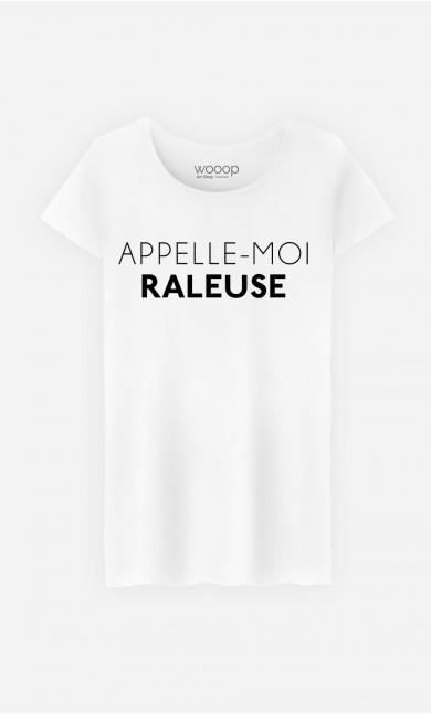 T-Shirt Femme Appelle-Moi Râleuse