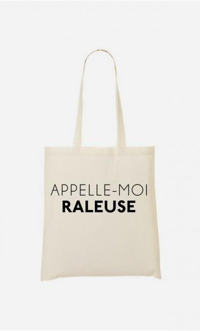 Tote Bag Appelle-Moi Râleuse