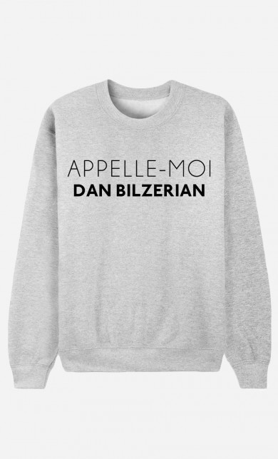 Sweat Appelle-Moi Dan Bilzerian
