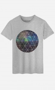 T-Shirt Homme Space Geodesic