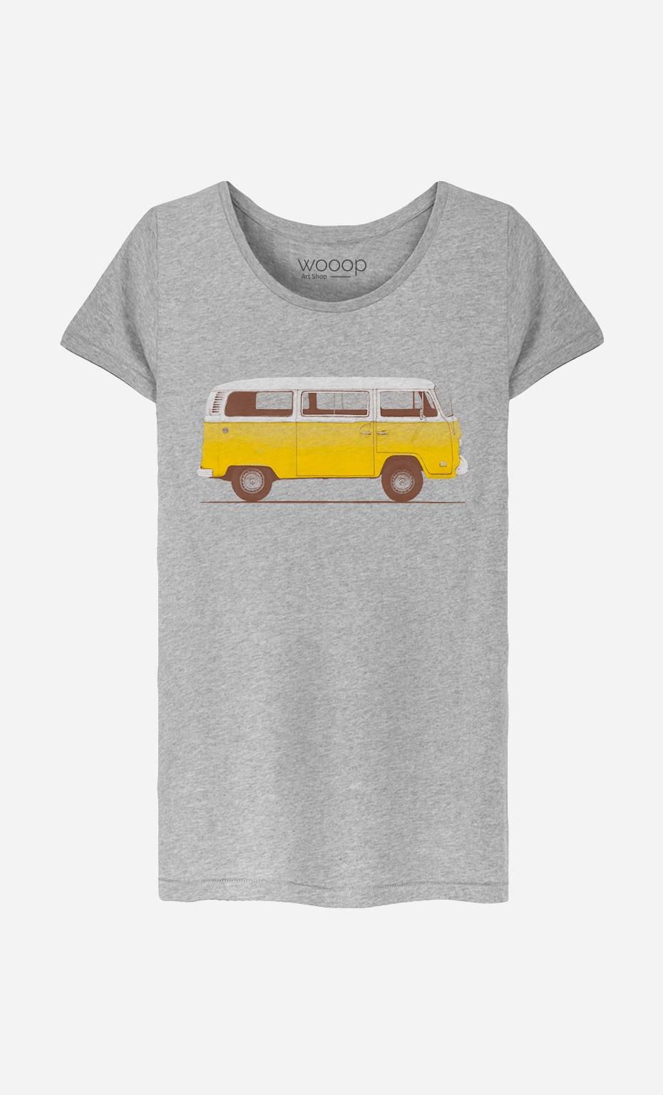 T-Shirt Femme Combi