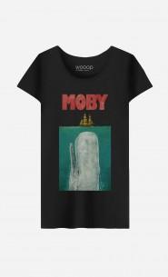 T-Shirt Femme Moby
