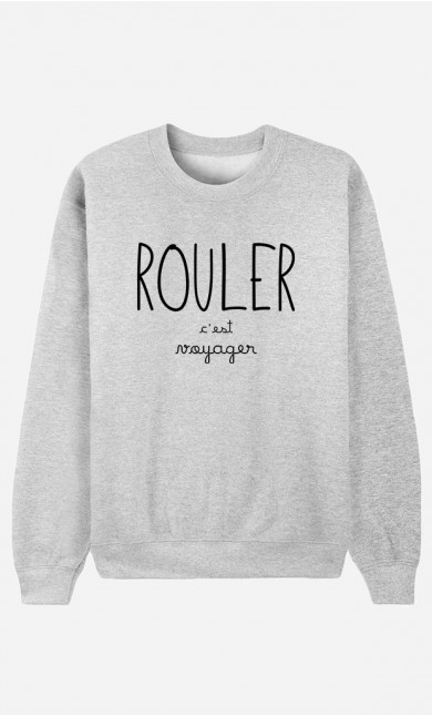 Sweat Homme Rouler