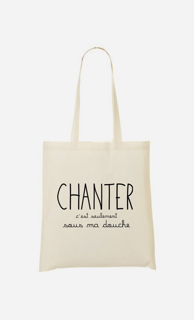 Tote Bag Chanter