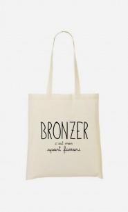 Tote Bag Bronzer