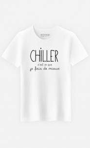 T-Shirt Homme Chiller