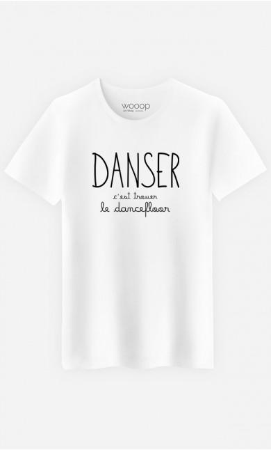 T-Shirt Homme Danser