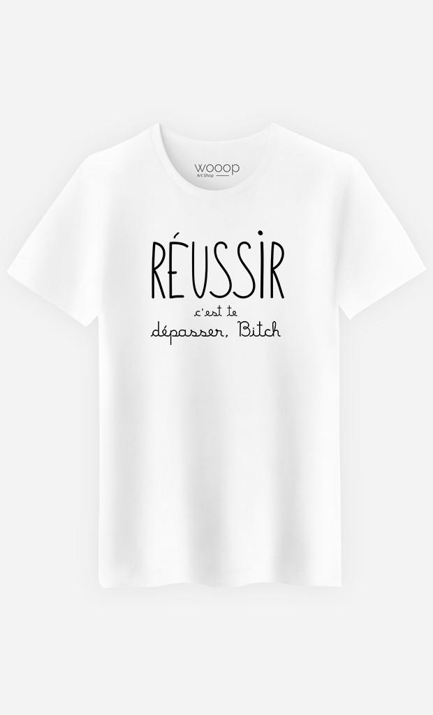 T-Shirt Homme Réussir