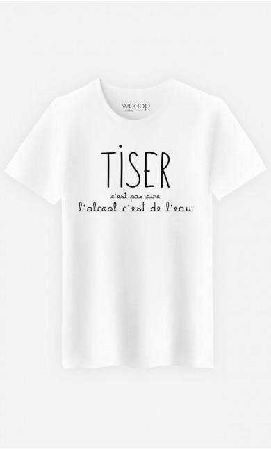 T-Shirt Homme Tiser