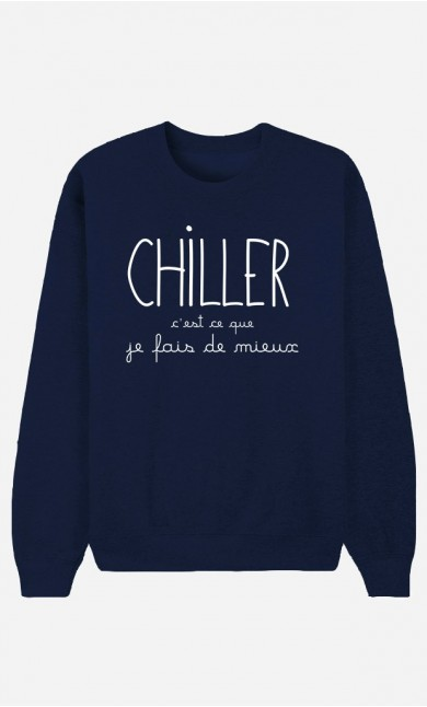 Sweat Bleu Chiller