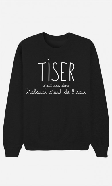Sweat Noir Tiser