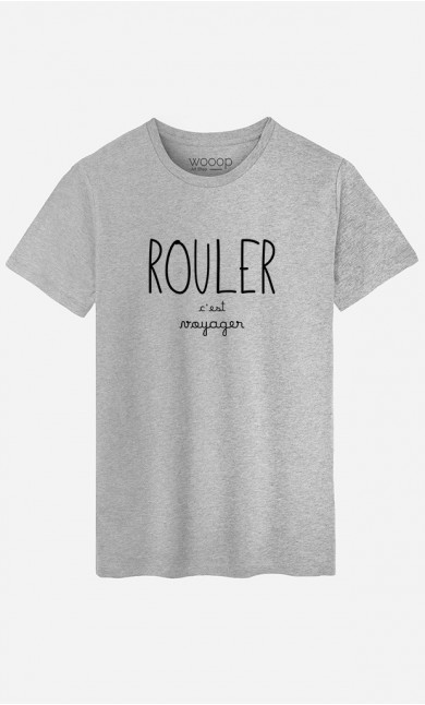 T-Shirt Rouler