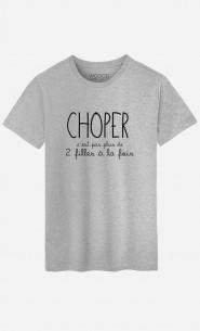 T-Shirt Homme Choper