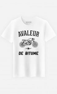 T-Shirt Homme Avaleur de Bitume