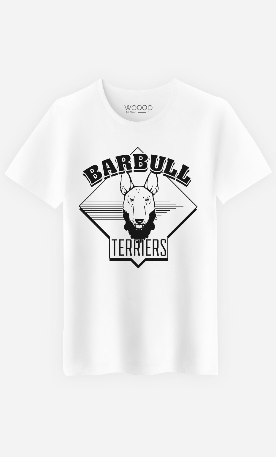 T-Shirt Barbull'terriers