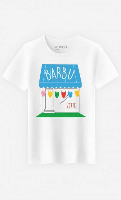 T-Shirt Barbu'vette