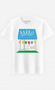 T-Shirt Barbu'vette