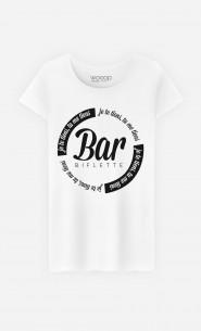 T-Shirt Bar'biflette