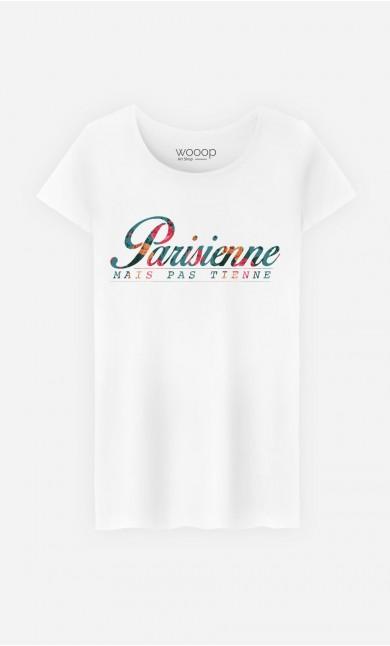 T-Shirt Parisienne Mais Pas Tienne