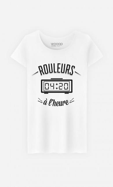T-Shirt Rouleurs à L'Heure